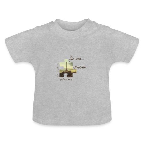 Je suis Autiste - Baby T-Shirt