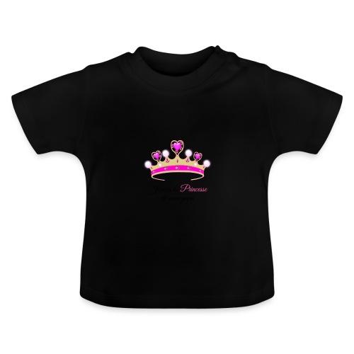 princesse de Papa - T-shirt Bébé