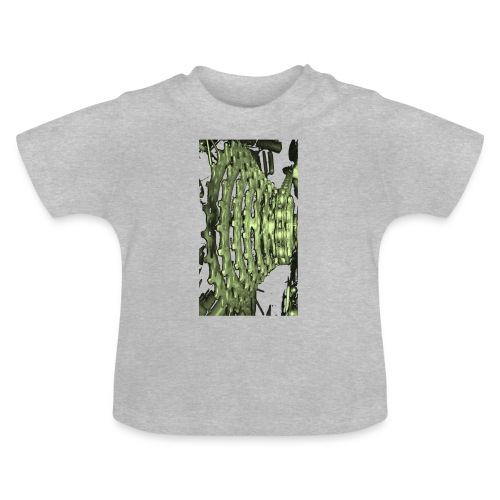 cluster_pale_green_copy - Baby T-Shirt