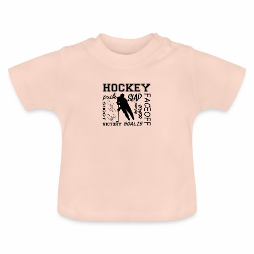 Puck slap victory - T-shirt Bébé