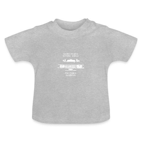 impala white - Baby T-Shirt