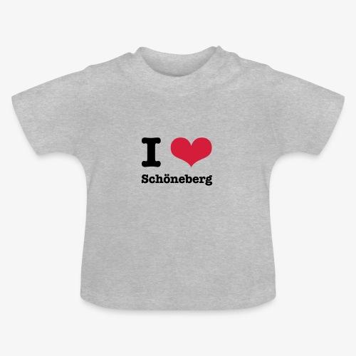 I love Schöneberg - Baby T-Shirt