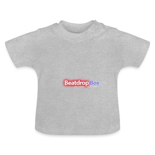 beatdropbox logo final and hires - Baby T-shirt
