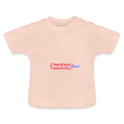 beatdropbox logo final and hires - Baby T-shirt