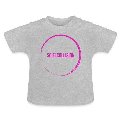 Pink Logo - Baby T-Shirt