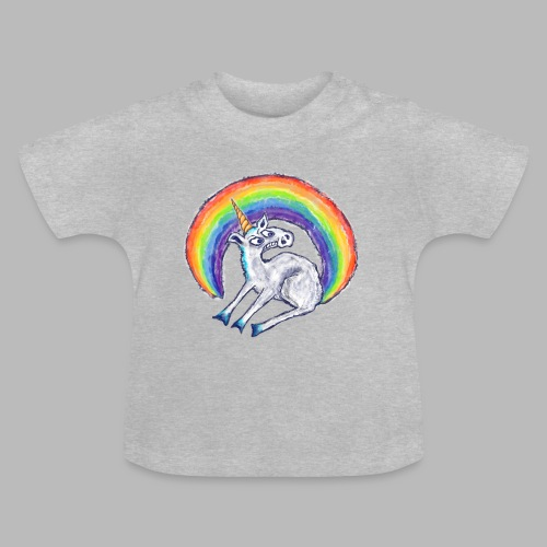 Reluctant Rainbow - Baby T-Shirt