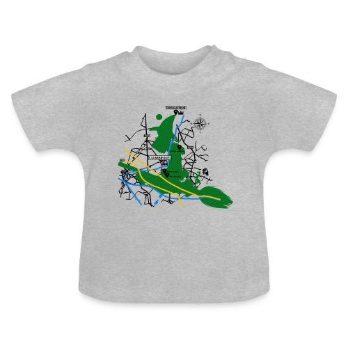 Bois de Stambruges (Plan) - T-shirt Bébé