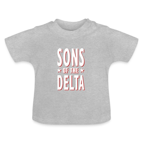 Sons of the Delta logo - Baby T-Shirt