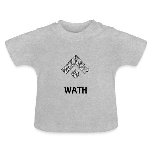 Diseño nombrado - Camiseta bebé