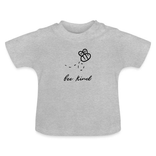 Biene Bienen Bienensterben Bienenschutz bee kind - Baby T-Shirt