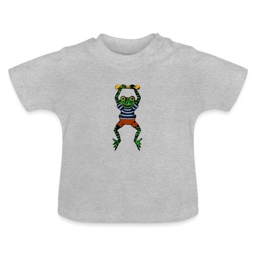 Rana acróbata - Camiseta bebé