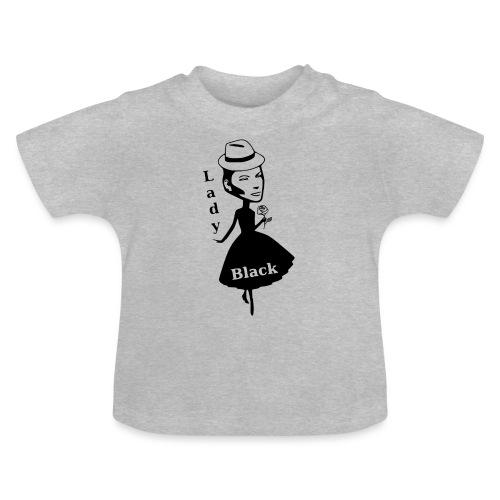 Lady Black - Baby T-Shirt