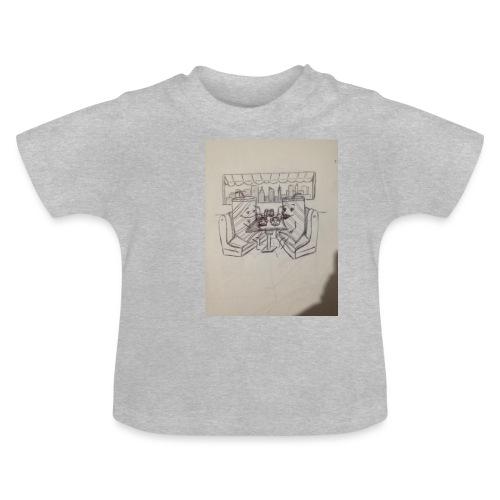 Compartimos juntos - Camiseta bebé