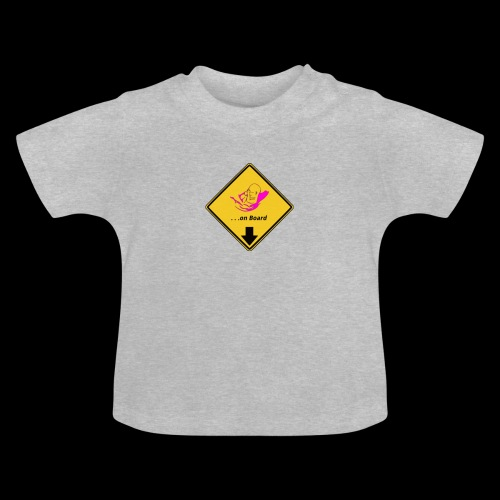 BABY ON BORD - Baby T-Shirt