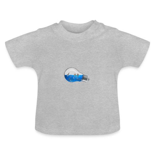 Glühbirne - Baby T-Shirt