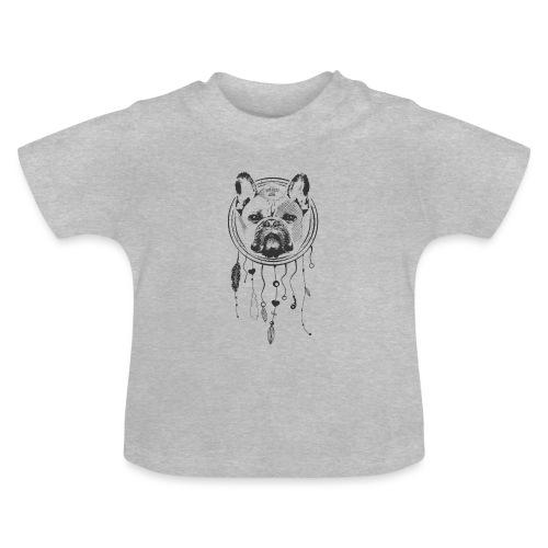 French Bulldog Dream - Französische Bulldogge - Baby T-Shirt