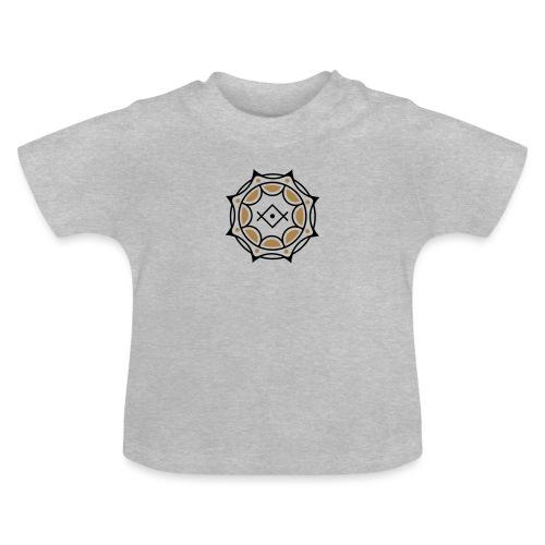 Spirituelles Symbol, Gruß der Lichtarbeiter, Kryon - Baby T-Shirt