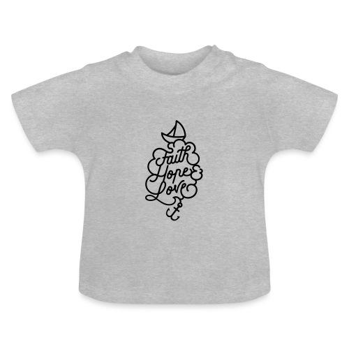 logo schiff - Baby T-Shirt
