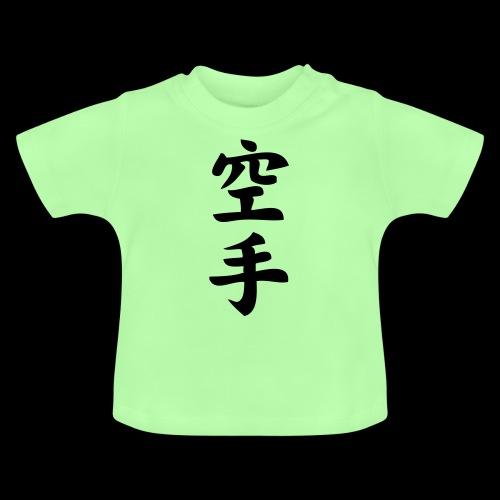 karate - Koszulka niemowlęca