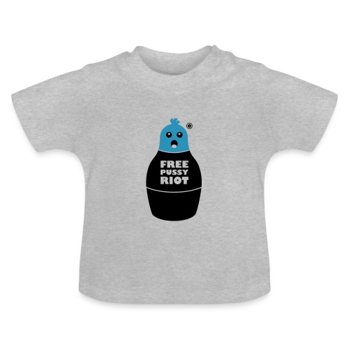Pussy2 - Baby T-shirt