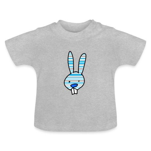 konijn cartoon - Baby T-shirt