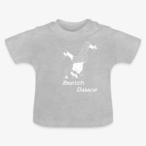 BZH Atypik Design - Breizh Dancer - T-shirt Bébé