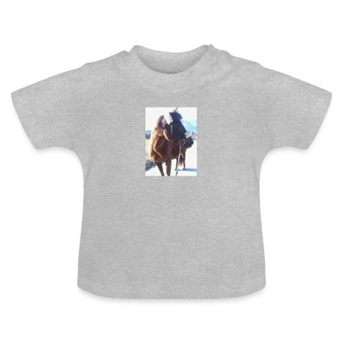 Pferd/Pony Stute - Baby T-Shirt