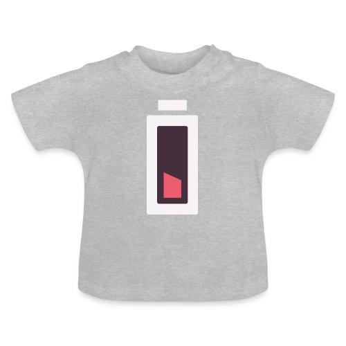 Batterie - Plus d'énergie... - T-shirt Bébé