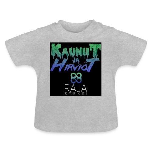 RajaSpeksi: Kauniit ja hirviöt - Vauvan t-paita