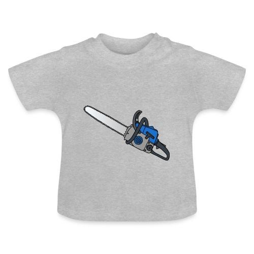 Kettensäge - Baby T-Shirt