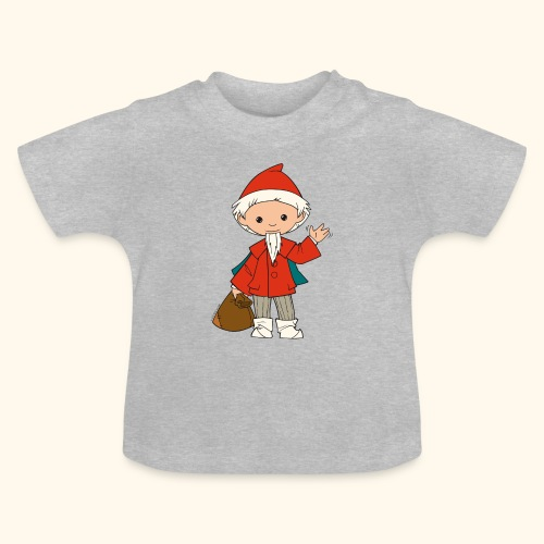 Sandmännchen winkt - Baby T-Shirt