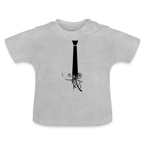 Krawatte - Baby T-Shirt