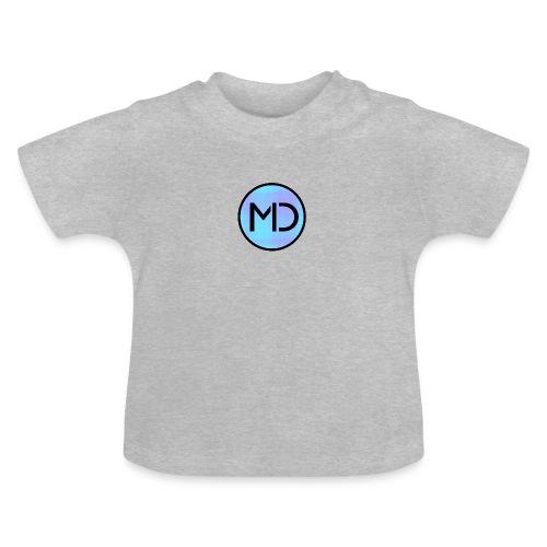 MD Blue Fibre Trans - Baby T-Shirt