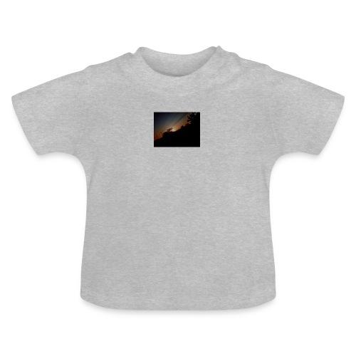 Cielo eclipsado - Camiseta bebé