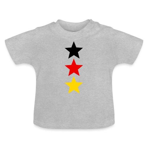 3 Sterne Deutschland #1 - Baby T-Shirt