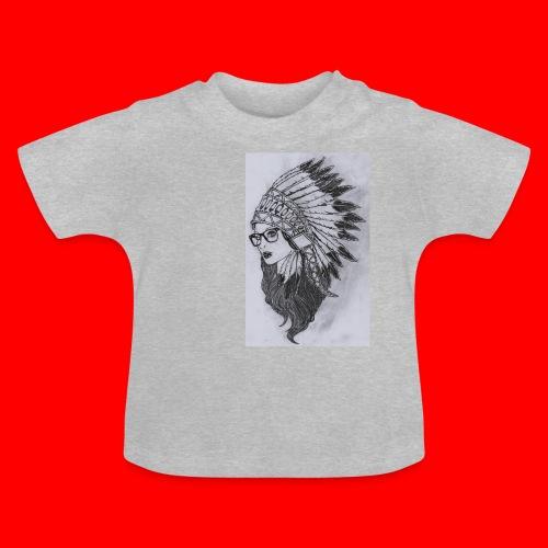 indian - Maglietta per neonato