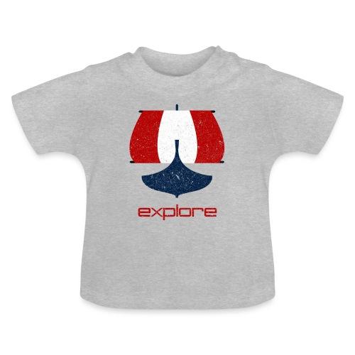 VHEH - Explore ship - Baby T-Shirt