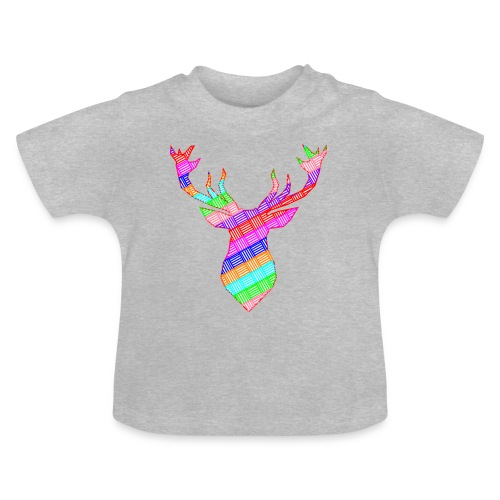 cerf - T-shirt Bébé