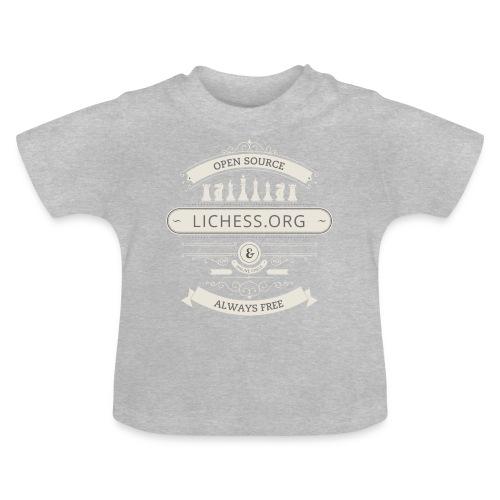 Vintage Lichess - Baby T-Shirt