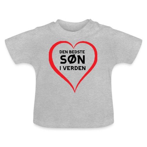 Bedste Søn - Baby T-shirt