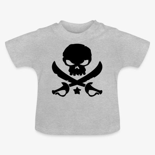 Pirate Destroy - T-shirt Bébé