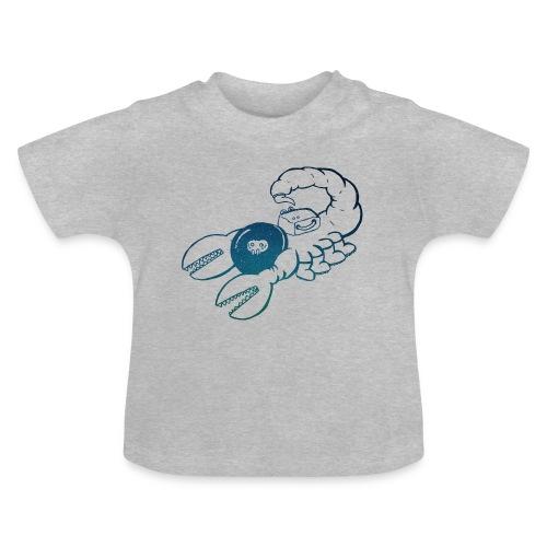 Space Scorpions?! (Stars) - Baby T-Shirt