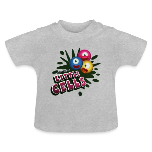 LC_NewLogo_big - Baby T-Shirt