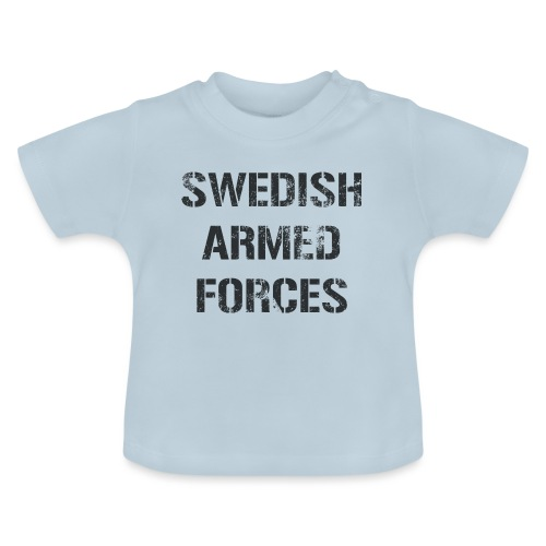 SWEDISH ARMED FORCES - Rugged - Baby-T-shirt