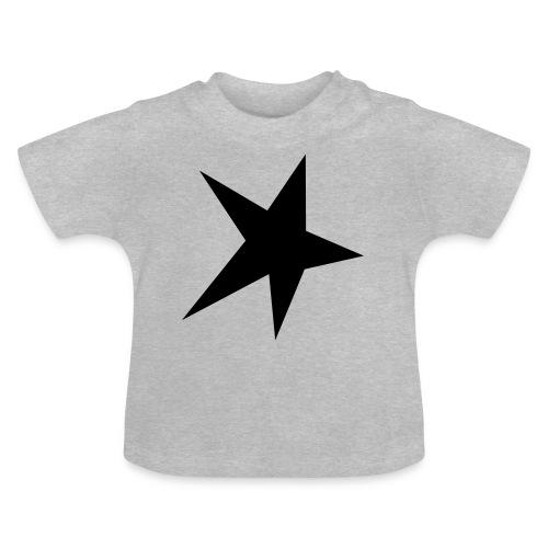 star_twinkle_twinkle - Baby T-shirt