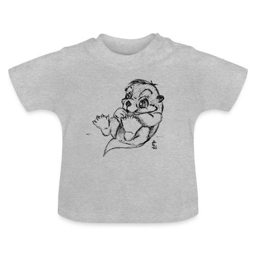 Loutre - T-shirt Bébé