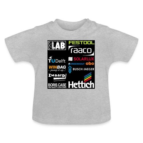 Sponsors back - Baby T-Shirt