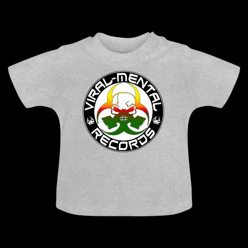 Viral Mental Records Logo - Baby T-Shirt