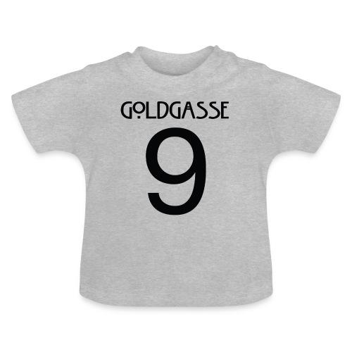 Goldgasse 9 - Back - Baby T-Shirt
