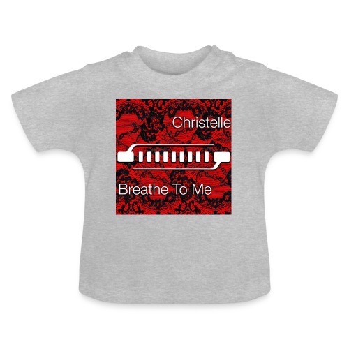 Christelle Album Breathe To Me official T Shirt - Baby T-Shirt